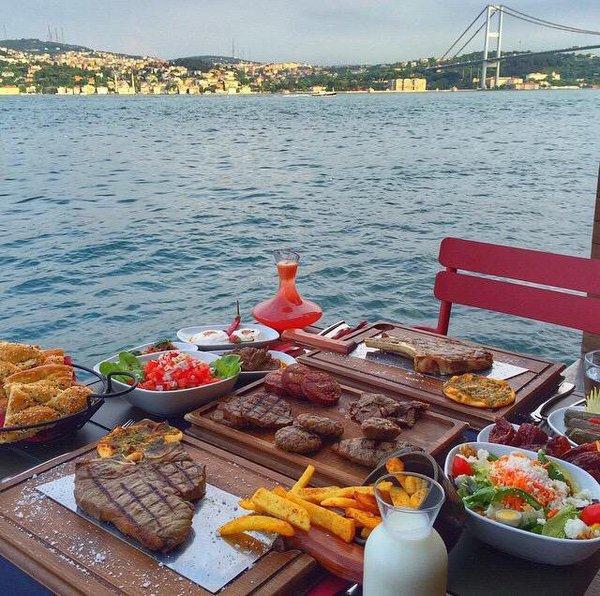 الكلمات والعبارات التركية التي قد تستخدمها في الطاعم والكافيهات