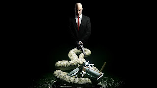 Hitman HD Enhanced Collection PS Vita Background