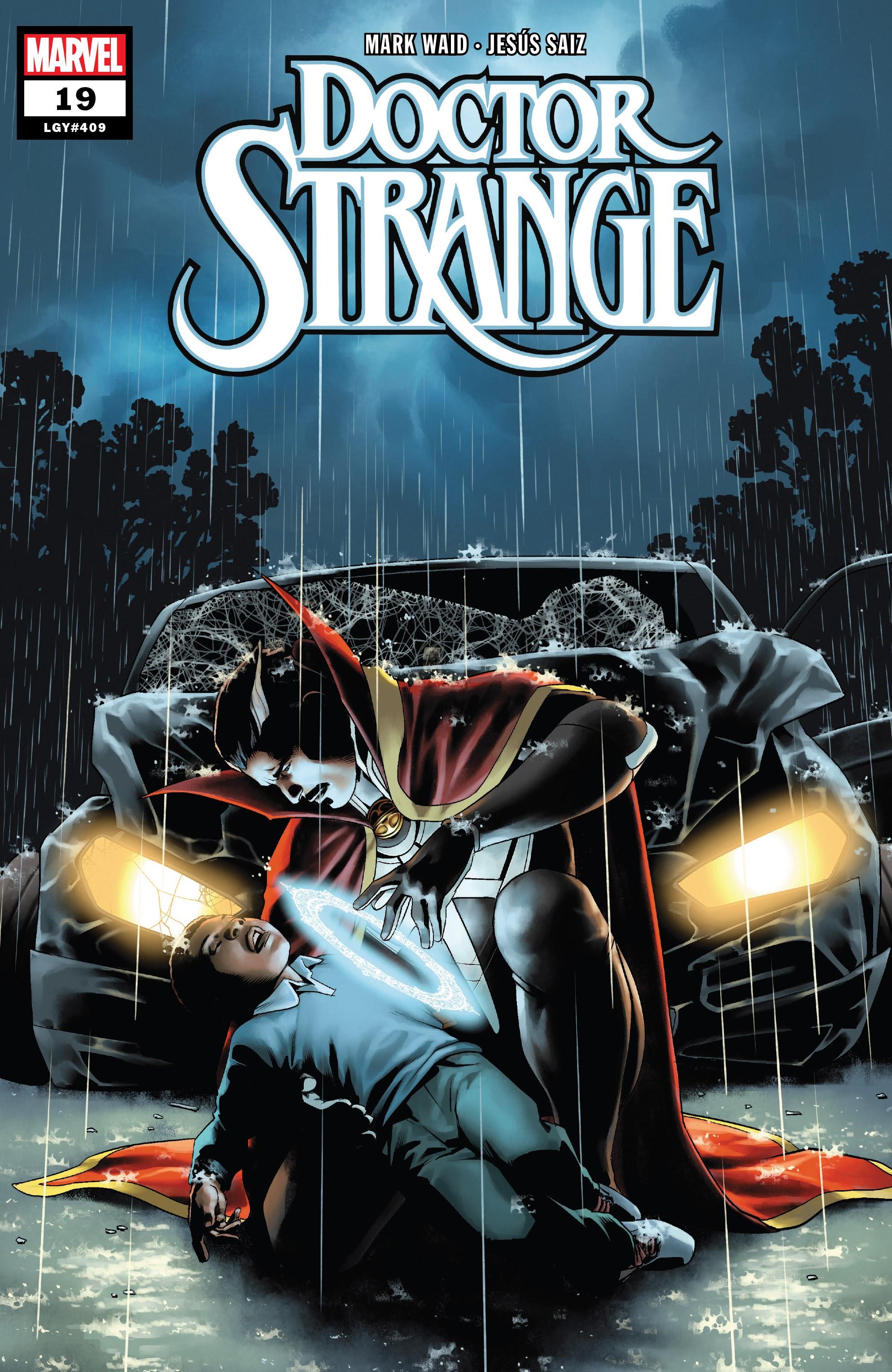 Doctor Strange (2018) 19 Page 1
