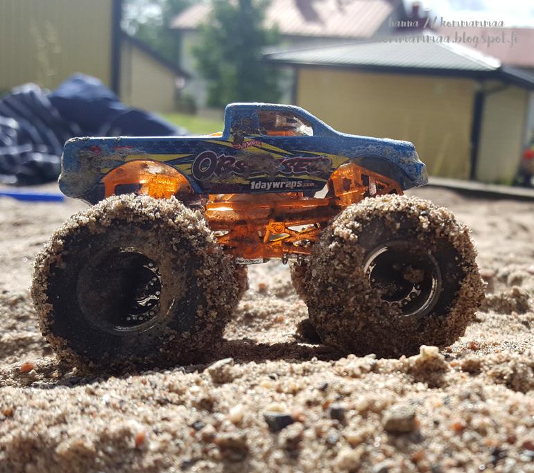 kesä kuusi parasta 2017 hiekkalaatikko monsteriauto