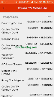 Cruise tv live stream mtn - How To Stream Live Shows On Cruise TV Without Data On MTN