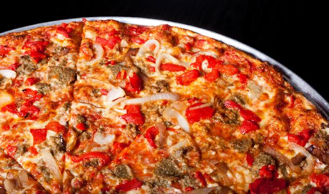 Pizza em Miami