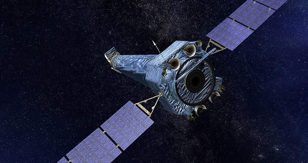 nasa s chandra x ray telescope enters safe mode