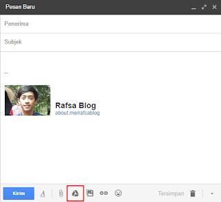 Cara Kirim File Besar Lewat Gmail