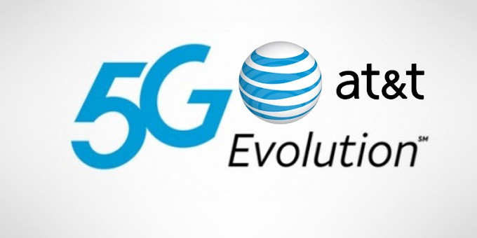 AT&T launches 5G Evolution