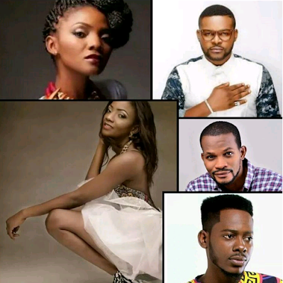 They say singer Simi is two months pregnant- Find out the baby daddy