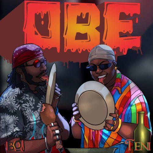 BOJ – Obe ft. Teni - www.mp3made.com.ng