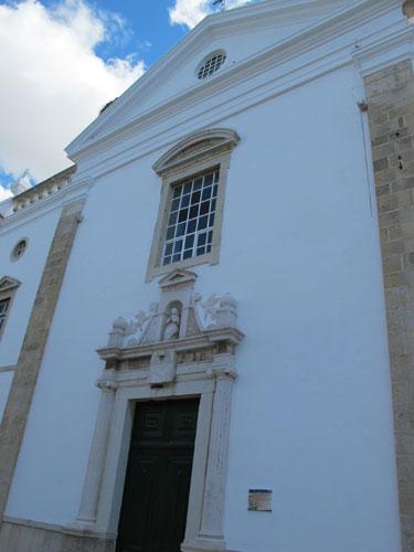 Igreja da Misericórdia, Faro