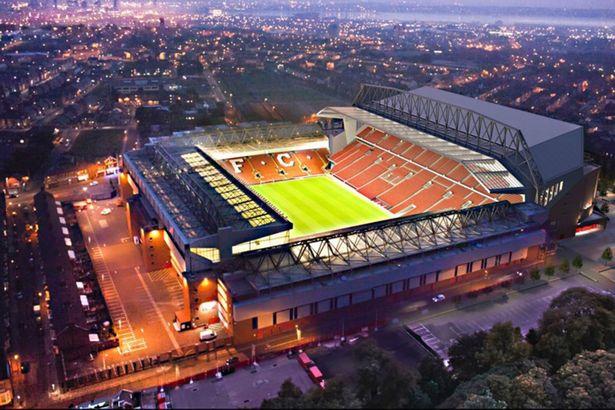 Berita Bola Anfield Spot