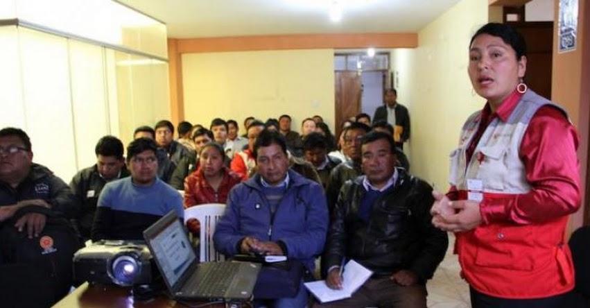 PRONABEC informa a gestores del Programa PAÍS sobre nuevo concurso de Beca 18 - www.pronabec.gob.pe