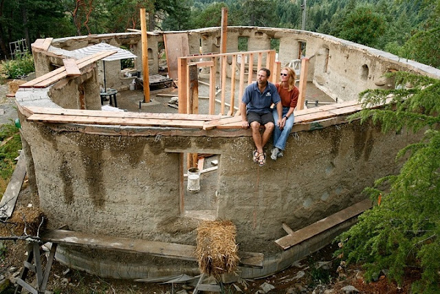 Step-by-Step Cob House Construction