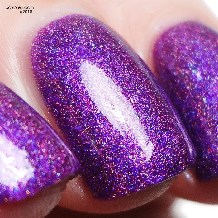 xoxoJen's swatch of Lollipop Posse What a Million Filaments