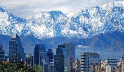 Santiago, the Chilean capital.