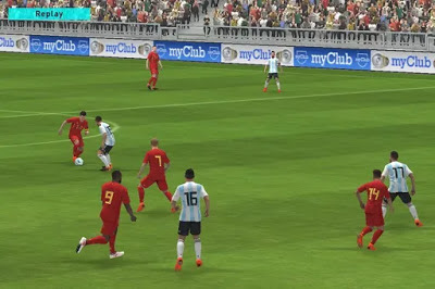 تحميل Pro Evolution Soccer 2019 للاندرويد