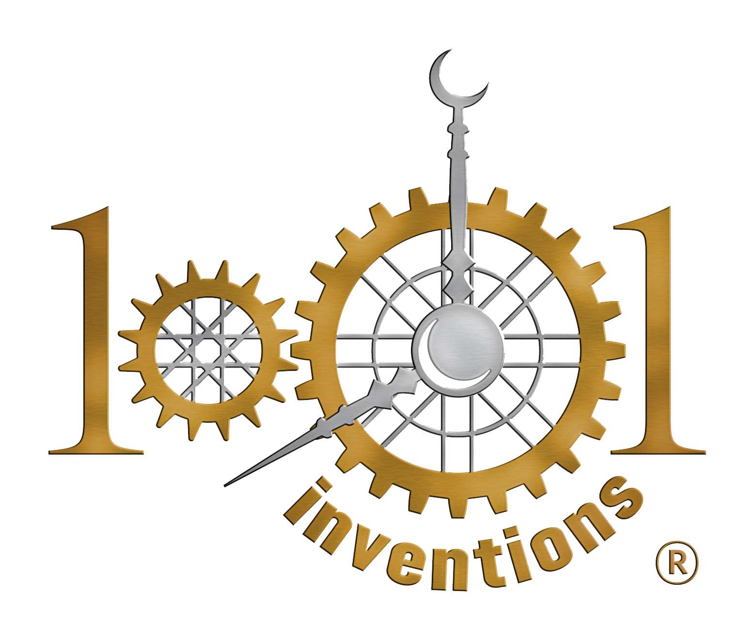 1001 Inventions Logo