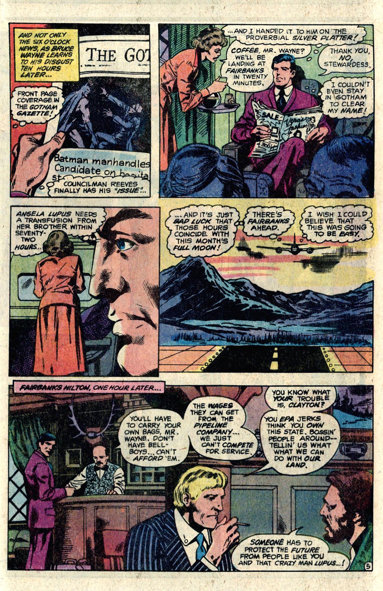 Detective Comics (1937) 505 Page 8