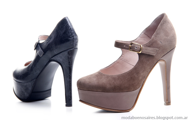 Zapatos Alfonsa Bs. As. invierno 2013