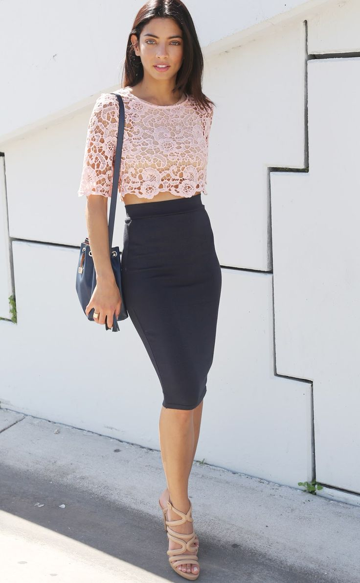 8 Different Styles Of Top Wear To Pair With Pencil Skirts ...