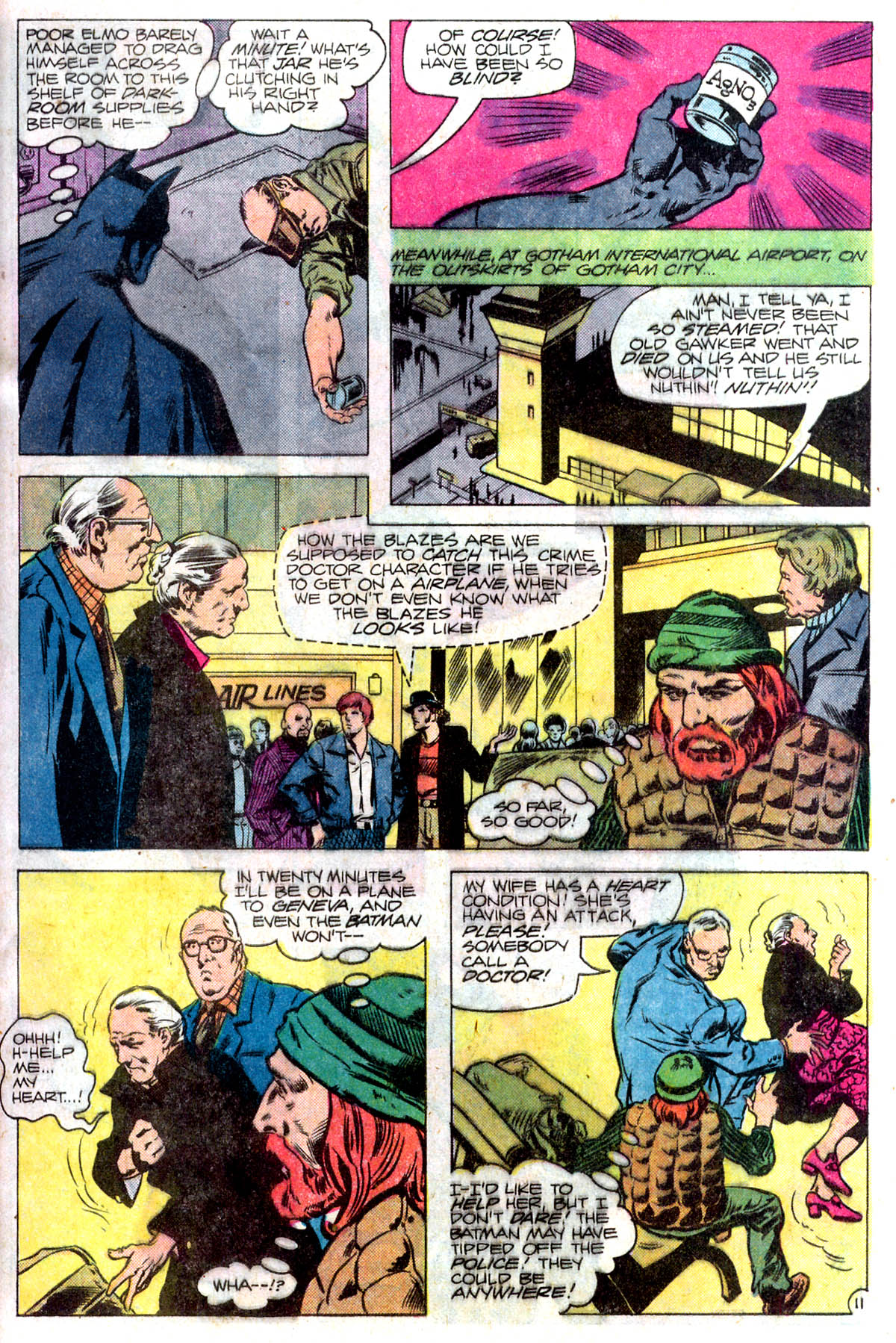 Detective Comics (1937) 495 Page 11