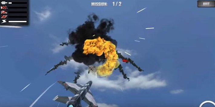 Call of Infinite Air Warfare MOD APK terbaru