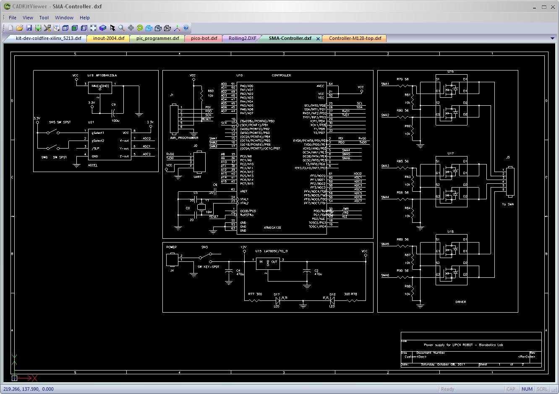 Sample DXF files  CADKit  Get inside the CAD