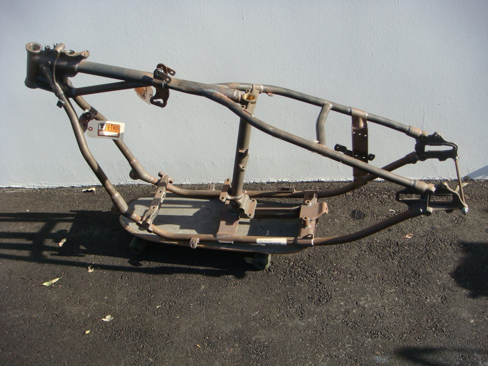 Motomo Panhead Frame For Sale