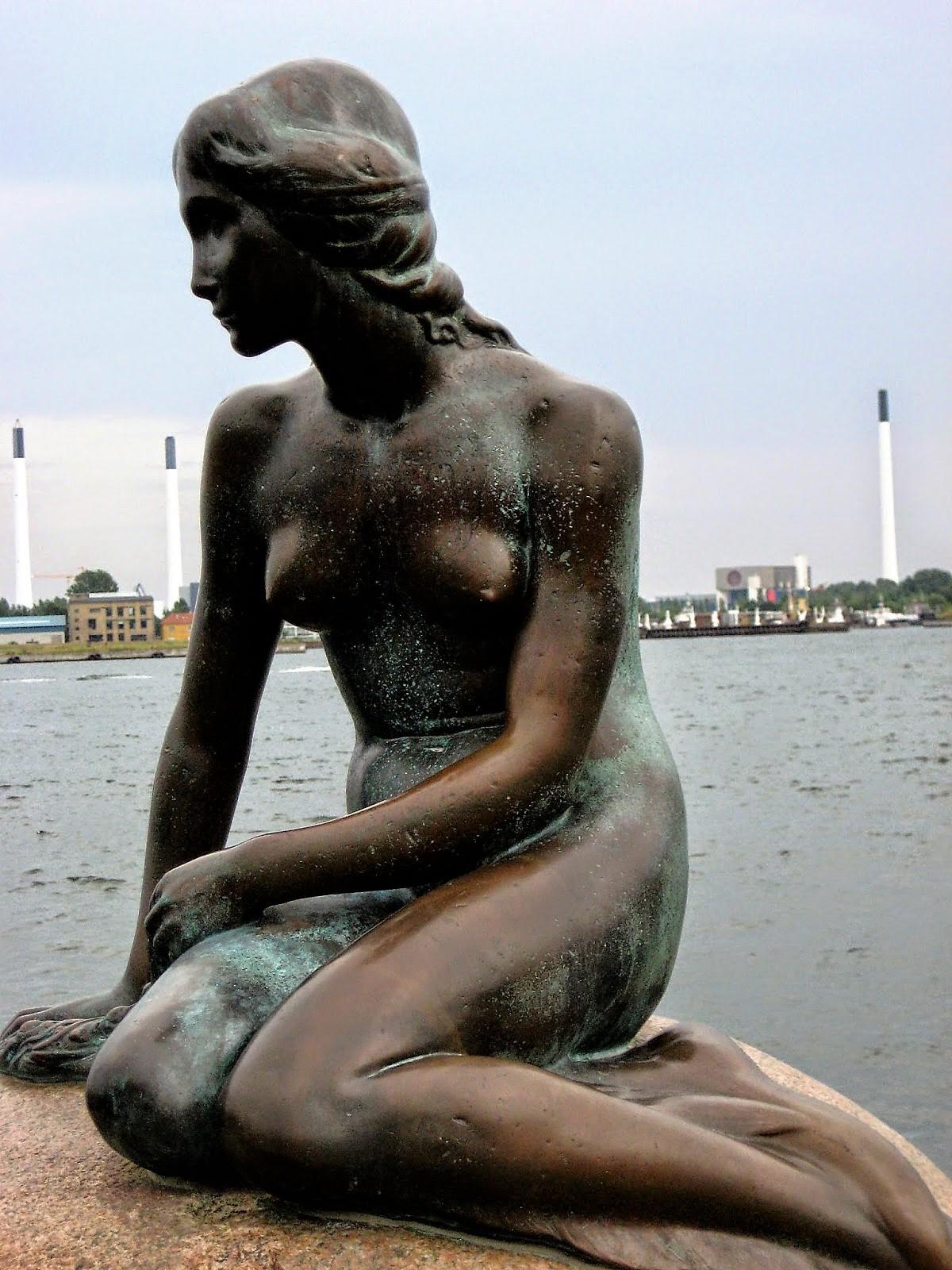5 five 5 the little mermaid copenhagen denmark
