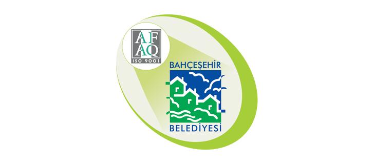 İstanbul Bahçeşehir Belediyesi Vektörel Logosu