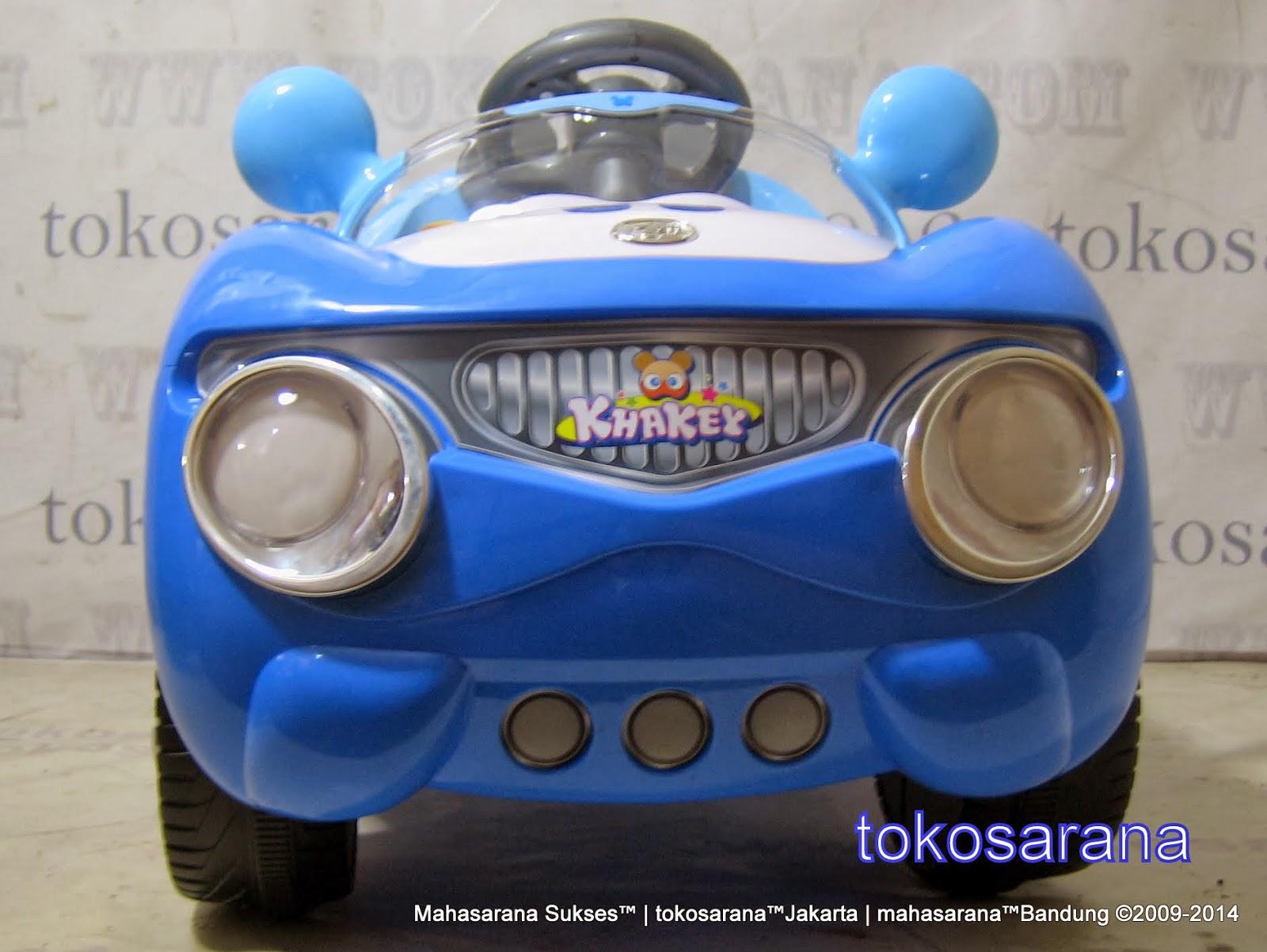 Mobil Mainan Aki Junior Z873R Nissan Juxe
