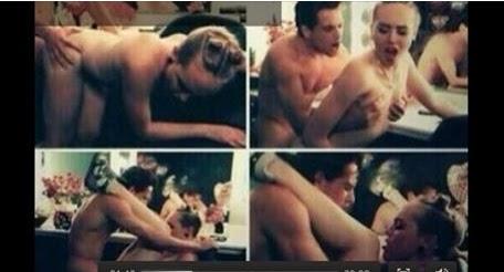 Miley Cyrus video porno