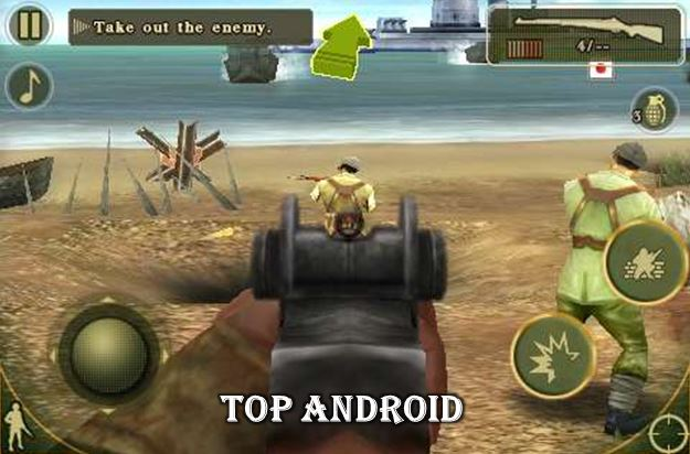 Brothers in Arms 2 APK MOD