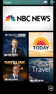 NBC News for Windows Phone
