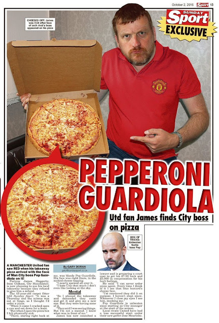 Pizza Guardiola
