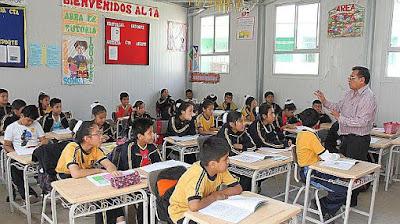 Minedu invierte S/95 millones de soles en mobiliario para colegios