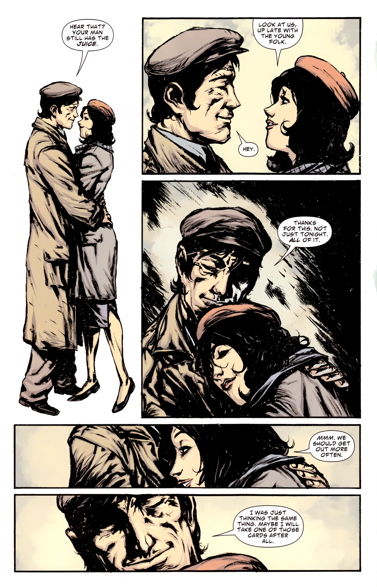 Read online American Vampire comic -  Issue #10 - 17