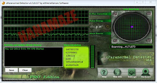 hanamaze, xparanormal, software dukun, software paranormal, deteksi hantu, software hantu, deteksi paranormal