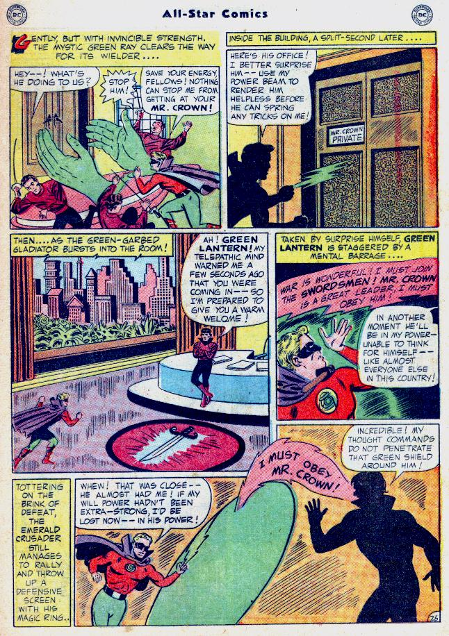 Read online All-Star Comics comic -  Issue #52 - 30