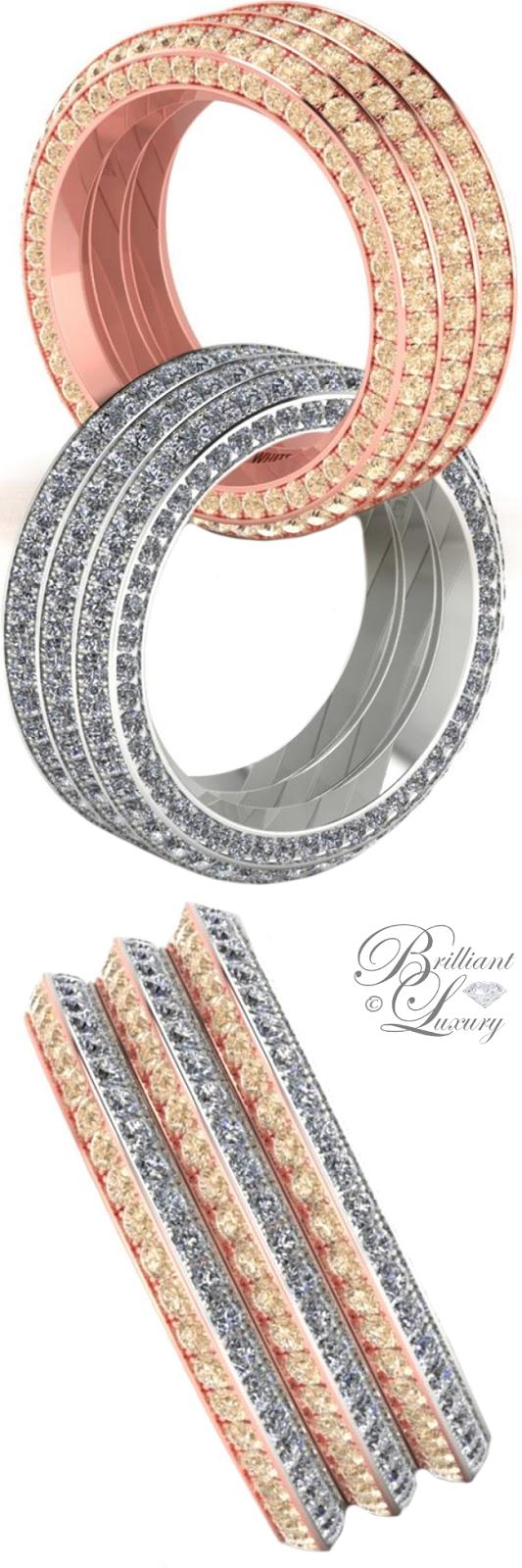 Brilliant Luxury ♦ Bobby White Chameleon Rings