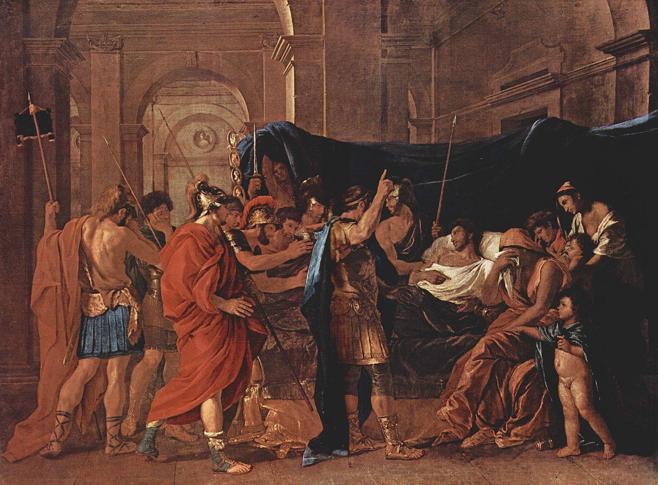 APASIONADOS DEL IMPERIO ROMANO: EL CUADRO \