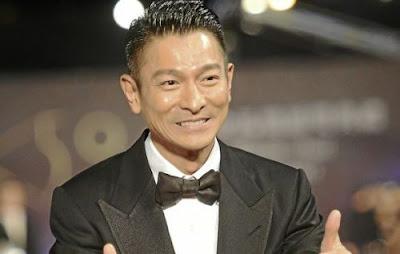 Andy Lau - Aktor Mandarin Terbaik dan Terpopuler Sepanjang Masa
