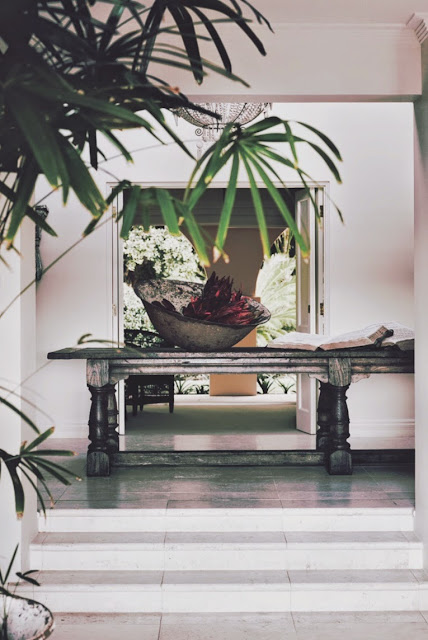 House tour: the home of Pamela Makin interior designer at Balmoral, Sydney