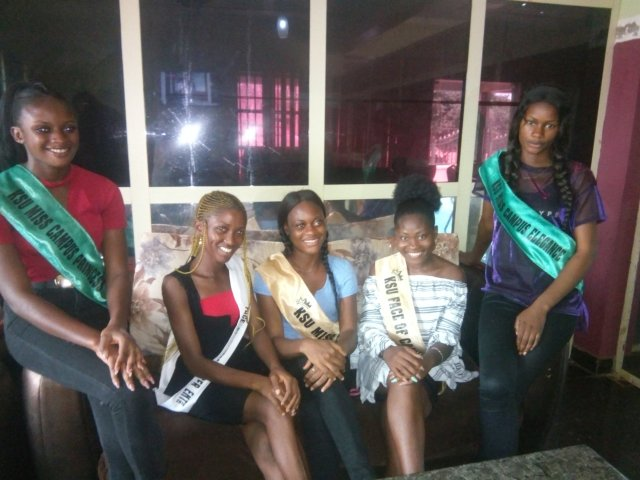 KSU Miss campus beauty contest: Full list of winners and pictures