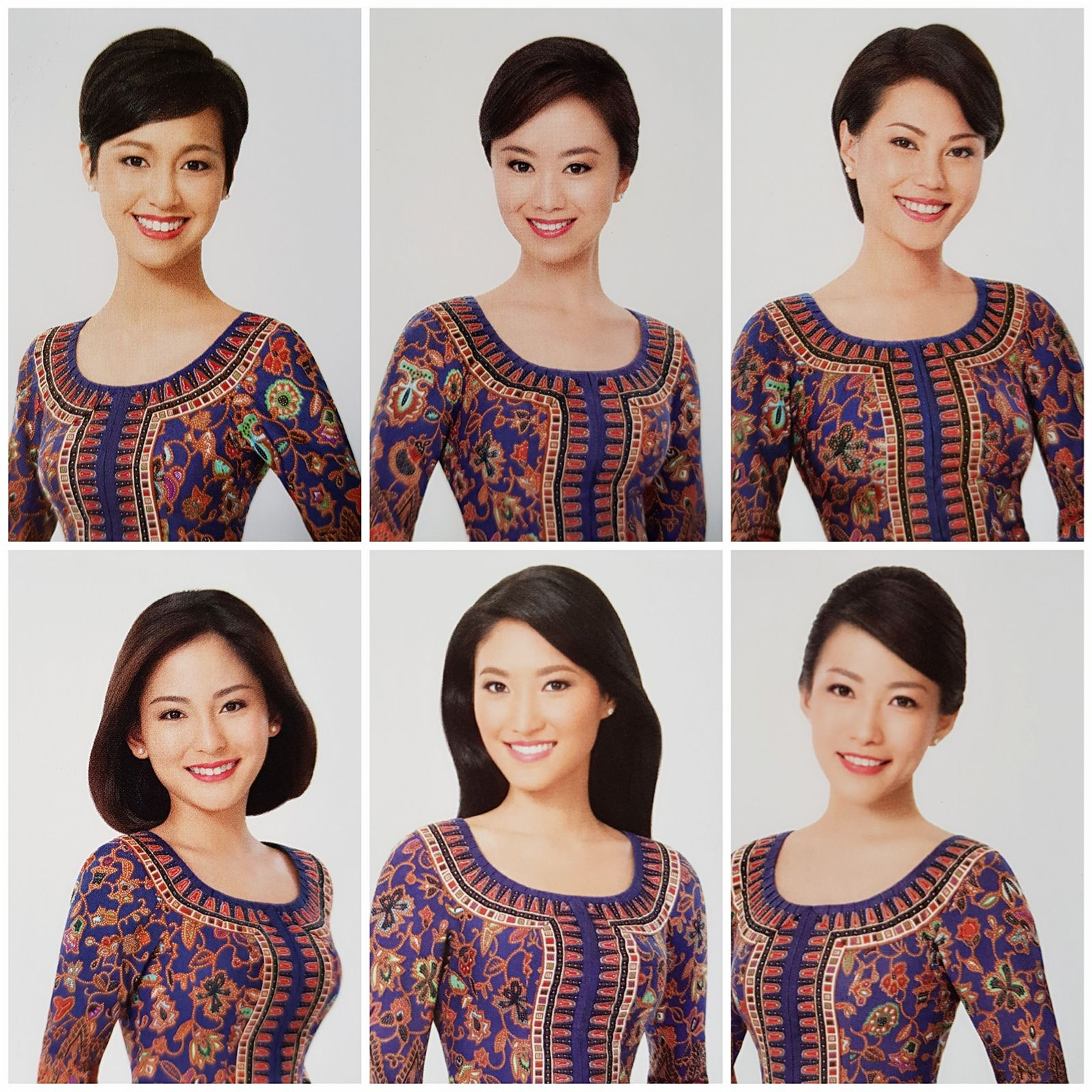 Calendar Sia : Singapore airlines sia stories of stewardesses stewards pilots