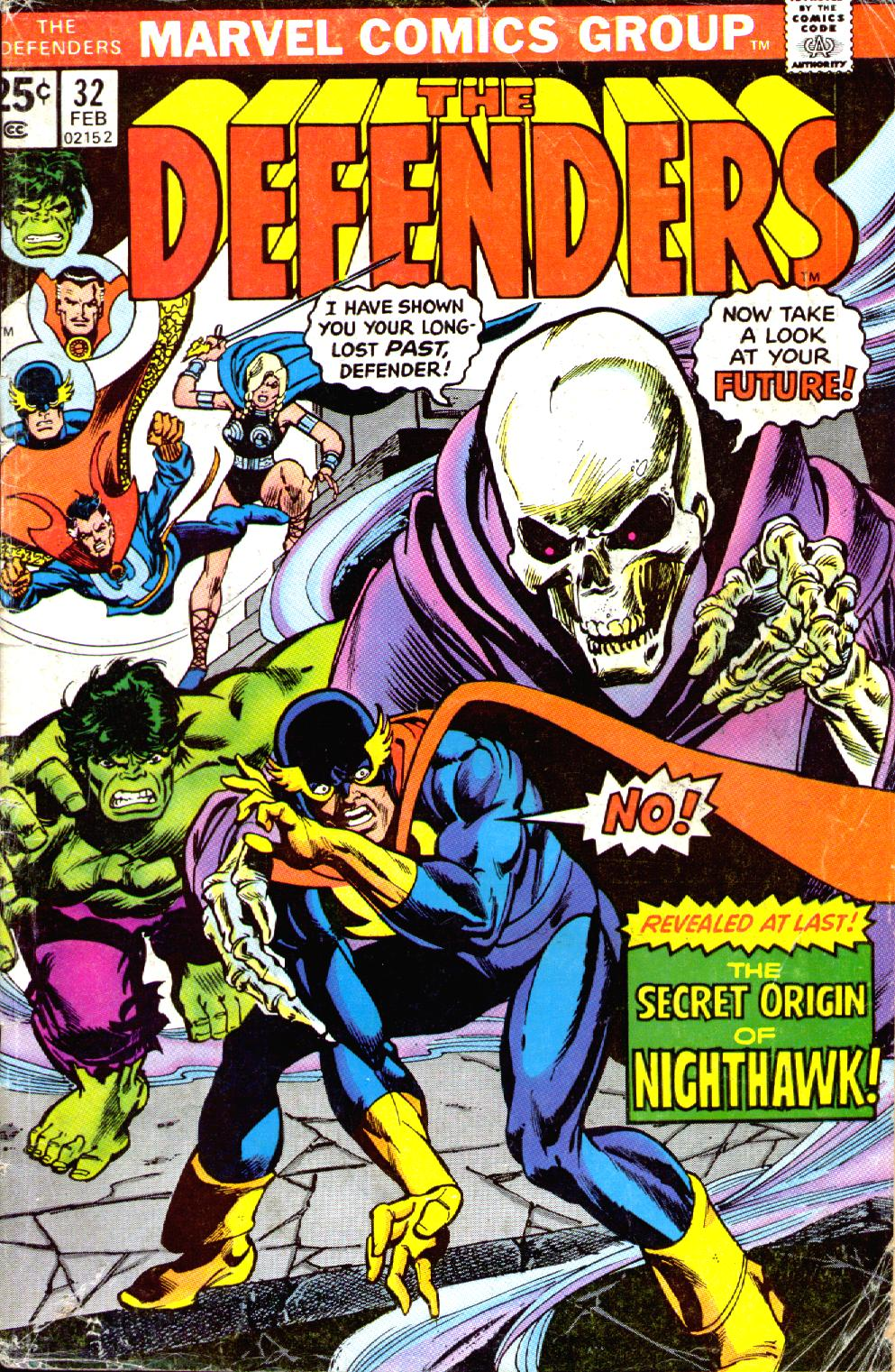 The Defenders (1972) 32 Page 1