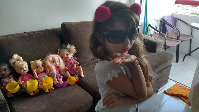 MINHAS BABY ALIVES