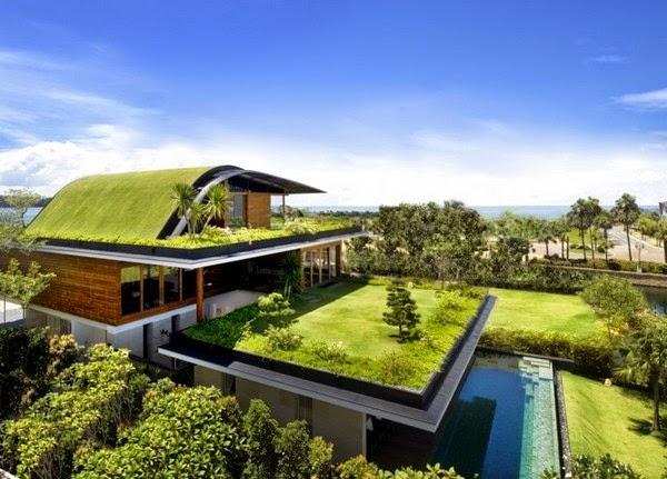 Ini Dia Desain Rumah Unik Yang Hasil Arsitek Ternama Indonesia Propertinews Id No 1 Portal Properti In Indonesia