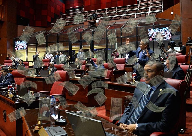 Senado aprueba emisión de bonos por RD$190 mil millones