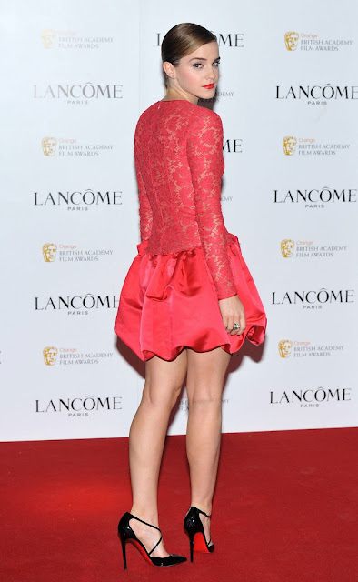 Emma Watson – Pre-Bafta Party in London