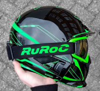 Logo Ruroc: vinci gratis un esclusivo casco