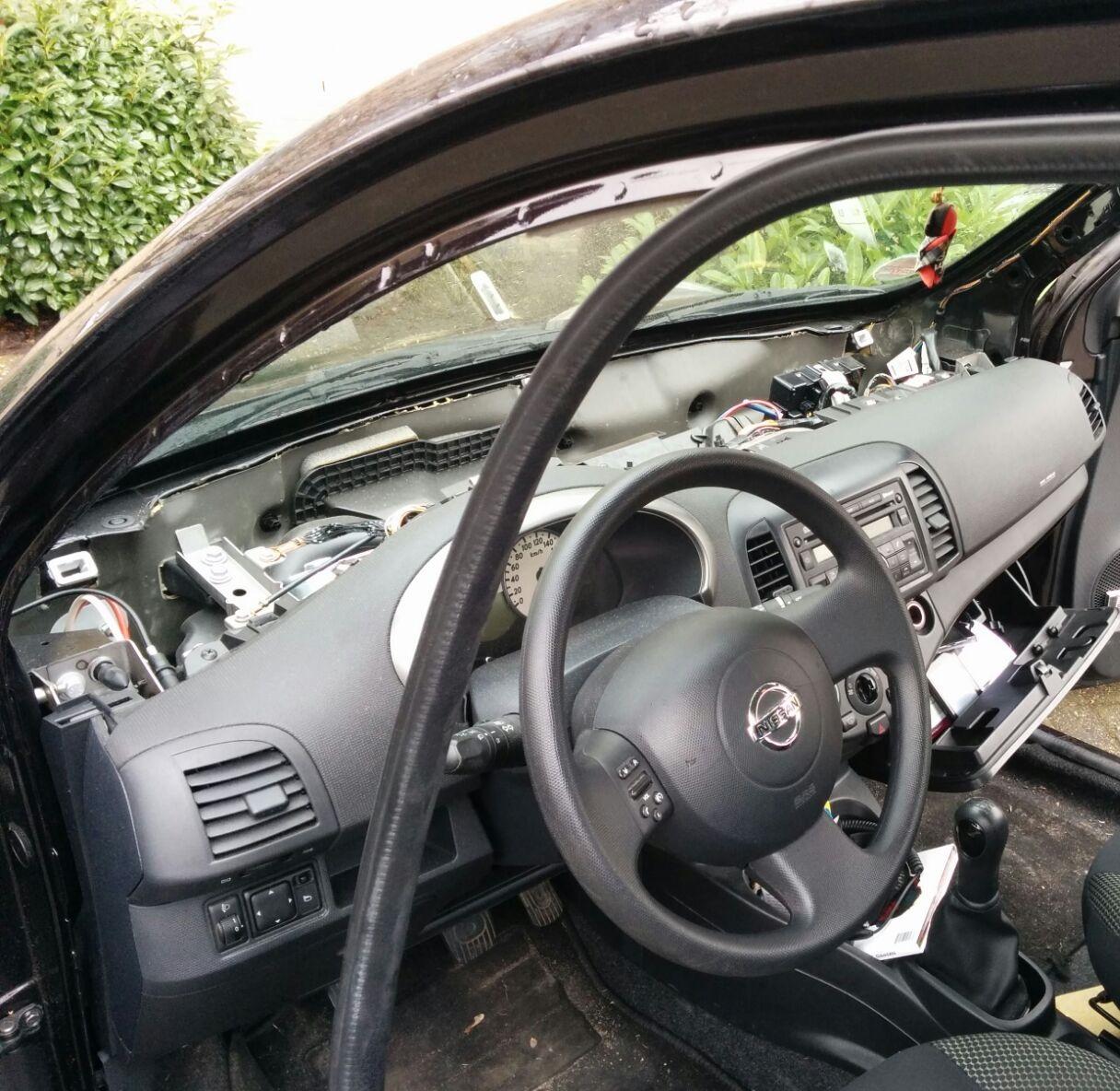 Nissan Micra Radio Ausbauen – Moto